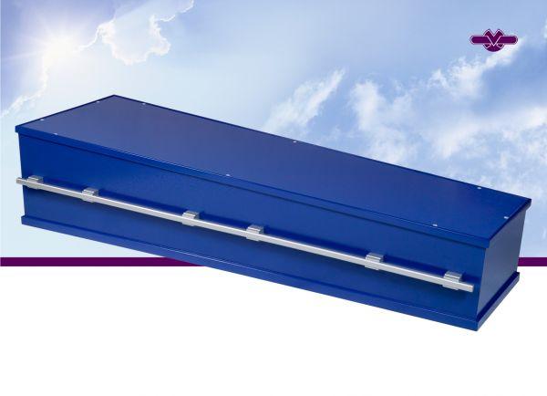 uitgebreid pakket Eikenfineer trapezium, blauw gespoten