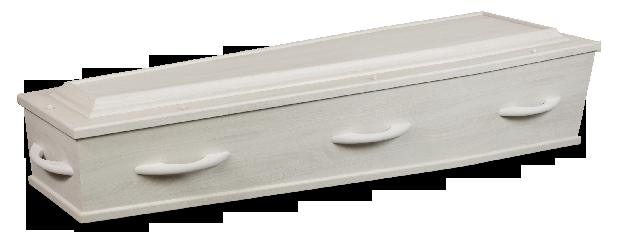 uitgebreid pakket witte wax kist met verhoogd deksel
