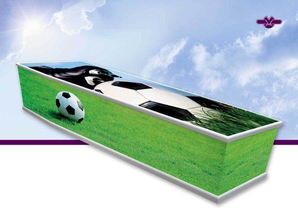 voetbal kist, levering in overleg. Meerprijs € 1200,00